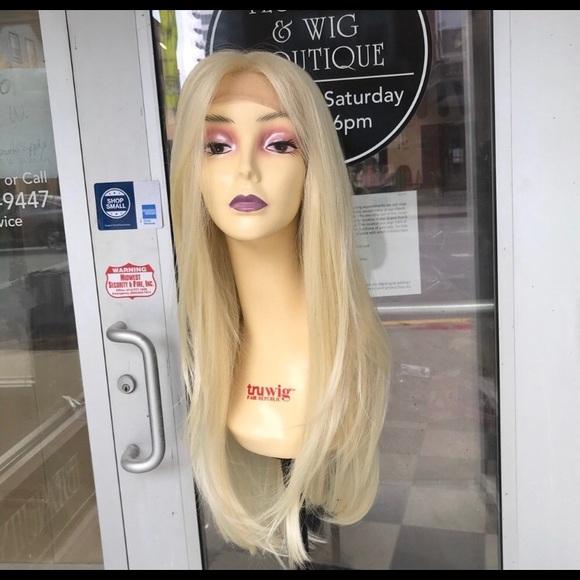 Accessories Blonde 613 360 Fullcap Miami Hairstyle New Wig Poshmark